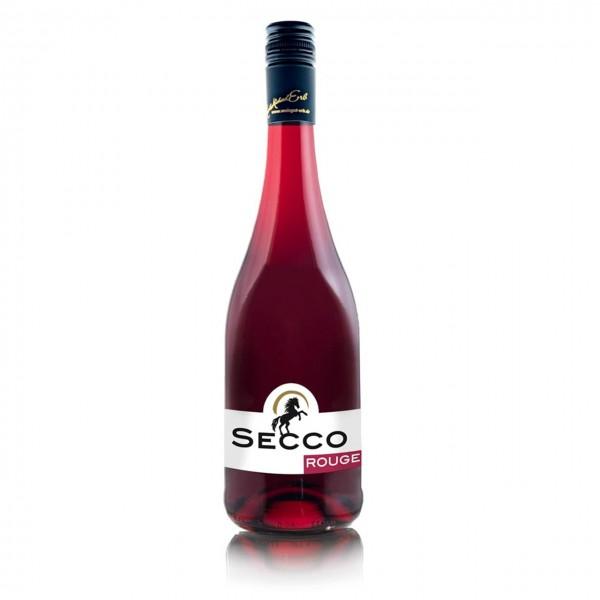 """Secco rouge """"die Perlende"""" - 0,75L"""